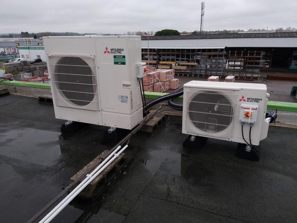 installation clim Sofalec Carcassonne Mitsubishi